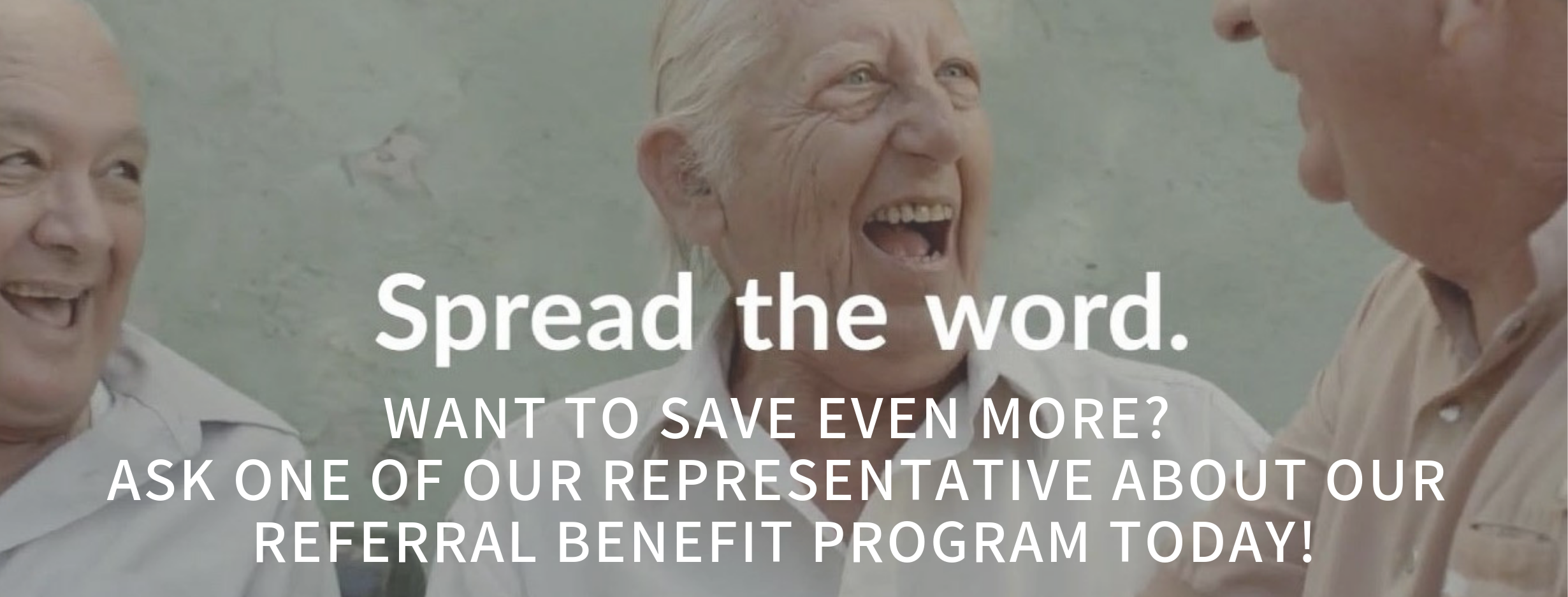 referral benefits