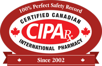 Canadian International Pharmacy Association Verified Member