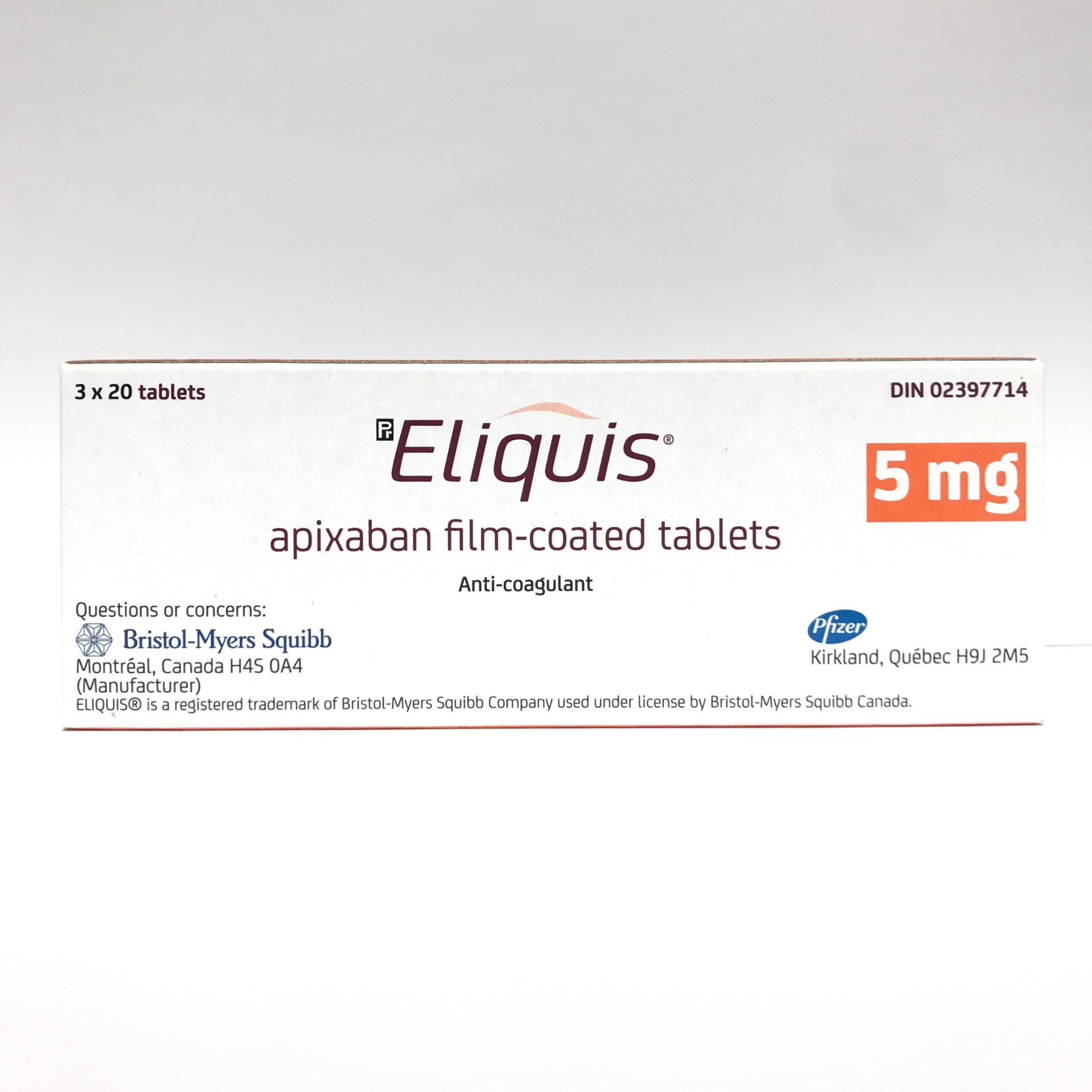 buy eliquis online