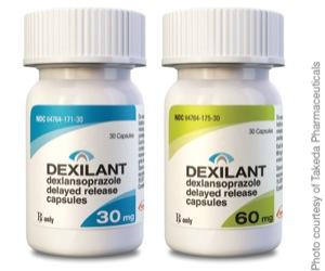 Dexilant by Takeda