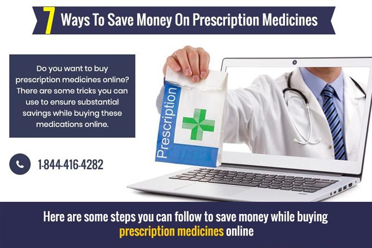 7 Ways To Save Money On Prescription Medicines