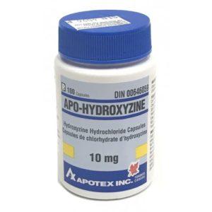 APO hydroxyzine