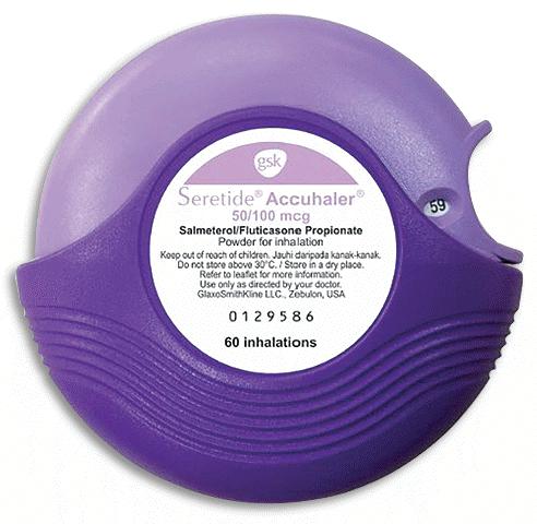 Seretide Inhalers Online