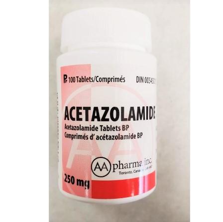 Buy Diamox (Acetazolamide) Online