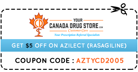 Azilect-coupon