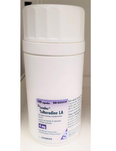Buy Tolterodine Online