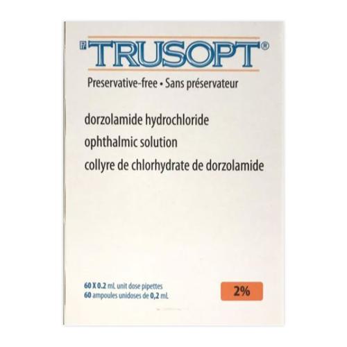 Buy Trusopt (Dorzolamide) Online