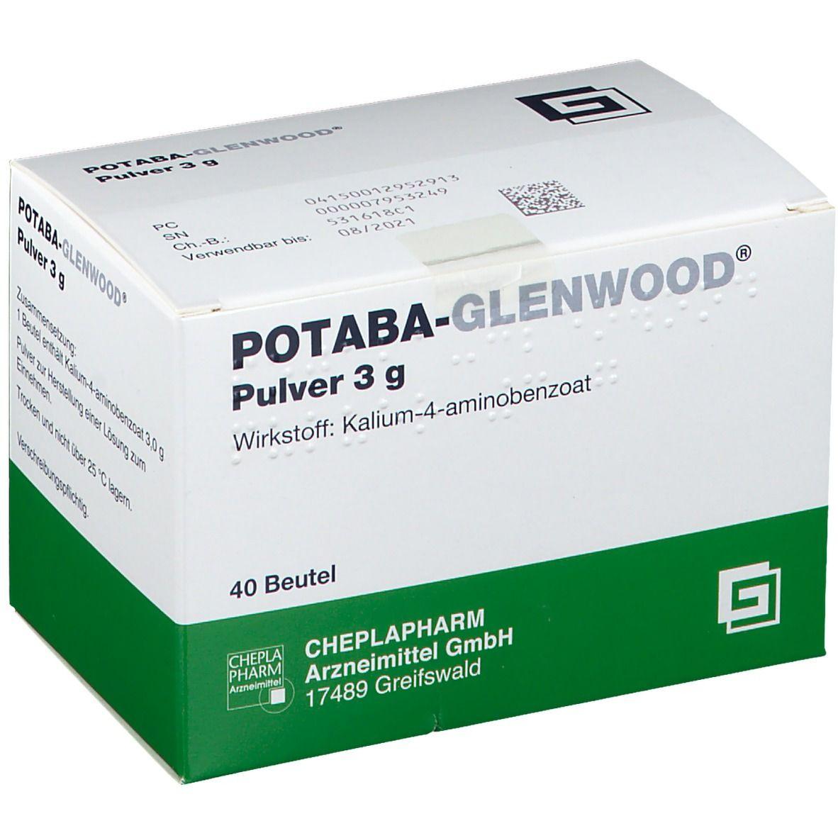 Buy Potaba Online