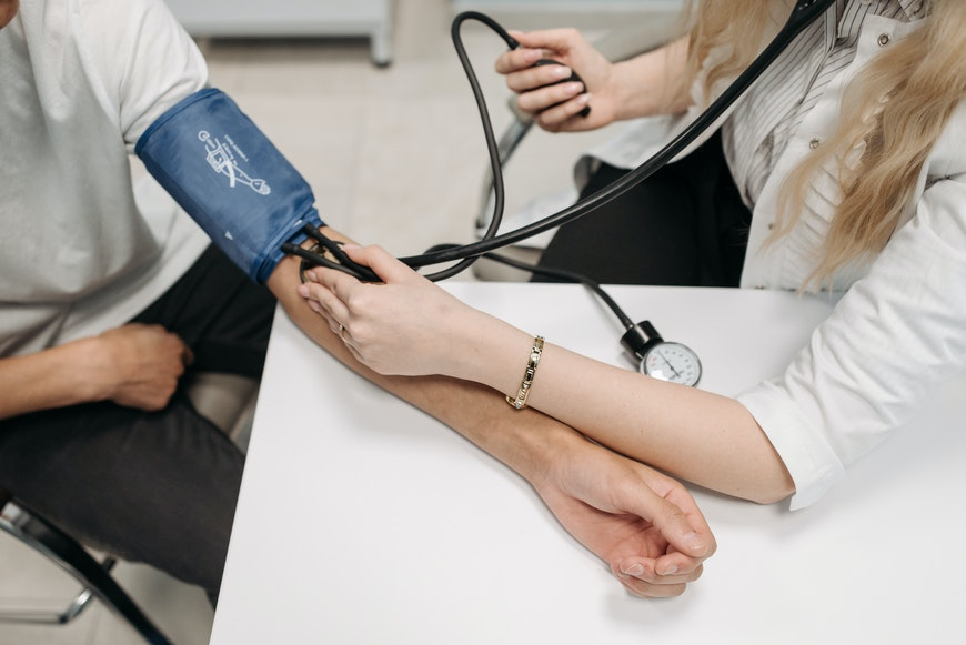 Blood Pressure - Ycdscc