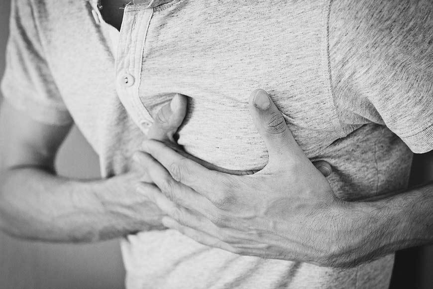 Heart Attacks - Ycdscc