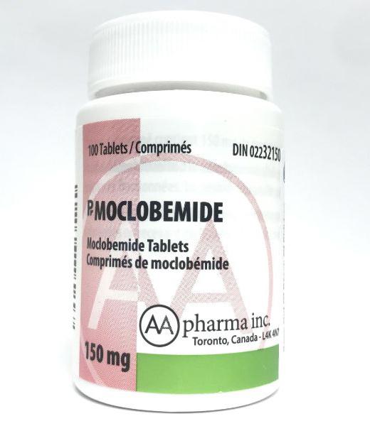Moclobemide-(Aurorix)